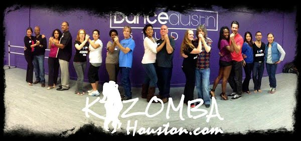 Kizomba Bootcamp at Dance Austin Studio. Black Friday 2012. Wanna join our dance bootcamps? Call us at 832-413-2623