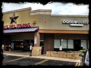 Dance Austin Studio in Austin, TX. They held our Kizomba Bootcamp