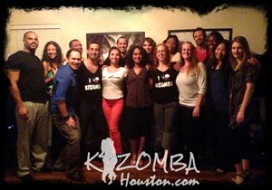 Kizomba Bootcamp Party in Austin. Thank you Anthony Redhead for opening your doors!